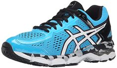 ASICS Gel Kayano 22 GS Running Shoe (Little Kid/Big Kid) ** See this awesome image @ http://www.amazon.com/gp/product/B00PKOZOZ2/?tag=lizloveshoes-20&za=170716042013