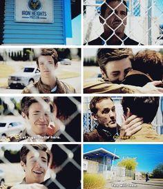 The Flash - Barry & Henry #2x01 #Season2