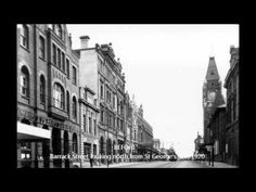 A look back in time.- compare several street scenes from the city of Perth, Western Australia, with the same setting decades later. Western Australia, Australia Travel, Back In Time, Social Science, Wild West, Perth, Melbourne, Street View, Memories