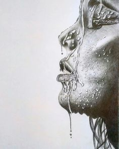Pencil drawing. My art
