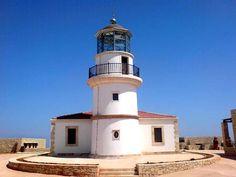 TRAVEL'IN GREECE | Lighthouse in Gavdos island, #Crete, #Greece, #travelingreece