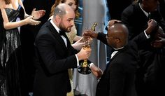 And the Oscar goes to...  :)