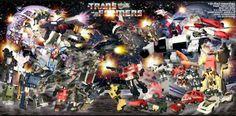 Lab Robot - Modellismo, Giocattoli e Robotica: Transformers G1 Box-Art