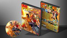 Fatal Fury 2 - O Desafio De Krauser - Capa | VITRINE - Galeria De Capas - Designer Covers Custom | Capas & Labels Customizados