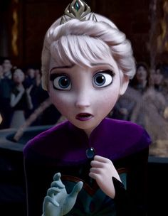 Queen Elsa #Frozen #Disney