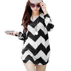 Zeagoo Women's Crewneck Long Sleeve Zig-Zag Loose Sweater Knitted Blouse Tops Zeagoo http://www.amazon.com/dp/B00HJQNXFC/ref=cm_sw_r_pi_dp_dO1Mtb05AXER6G7N