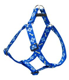 LupinePet Originals 1 Dapper Dog 2438 Step In Harness for Large Dogs ** Click image for more details.