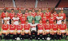 1988-1990 squad Manchester United!
