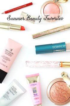 Summer Beauty Favorites, Beauty Favorites, Beauty Review