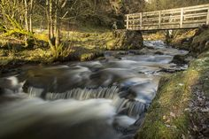 River in Talybont, South Wales