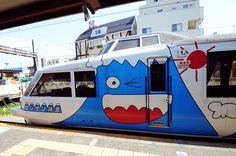 フジサン特急 Mount Fuji Express