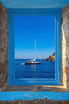 Find View Sailing Boat Threw Window Santorini stock images in HD and millions of other royalty-free stock photos, illustrations and vectors in the Shutterstock collection. Thousands of new, high-quality pictures added every day. Through The Window, Window View, World Of Color, Windows And Doors, Beautiful World, Greece, Scenery, Stock Photos, Inspiration