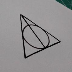 Seb Lester - #harrypotter #hogwarts #deathlyhallows