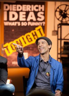 """""""He is the kind of alumnus Marquette should be proud of."""" - Megan Schneck on dancing and beatboxing with Danny Pudi: http://t.co/abAMvYi8"""