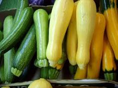 Squash (summer squash, zucchini) is cool and sweet. It clears heat, detoxifies, promotes diuresis, quenches thirst and relieves restlessness. Eat squash as a salad for summer heat (extreme heat in the body) or irritability. Drink as a tea 3 times daily for jaundice. Reference: The Tao of nutrition, Maoshing Ni - Cathy McNease - Sevenstar, Communications - 1987