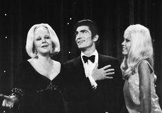 Peggy Lee, Sergio Franchi & Nancy Sinatra on The Ed Sullivan Show