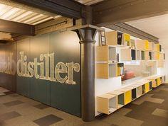 Distiller Office-Alexander Martin Architects