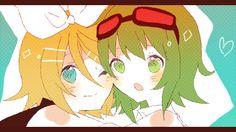 Rin, Gumi (miwasiba) OrangeCarrot