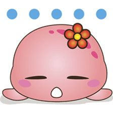 Pika, the pink turtle 2 – LINE Stickers Line Store, Line Sticker, Turtle, Hello Kitty, Pink, Cute Animals, Hilarious, Make It Yourself, Stickers