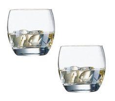6 Set Scotch Single Malt Whisky Tumbler Whiskygläser Gläser Glas 32 cl: Amazon.de: Küche & Haushalt 17,90€