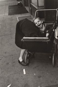 Helen Levitt New York c. 1945