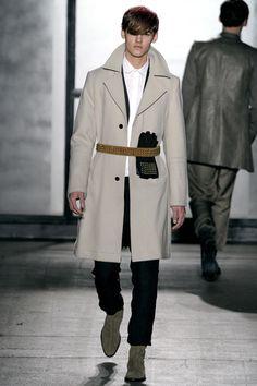 Standard Deviation - Fashion. Design. Culture. Art. Myko.: Robert Geller Fall / Winter 2011 Menswear - Part II