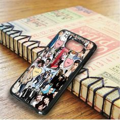One Direction Collage Samsung Galaxy S6 Edge Case