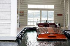 Riva Boat, Yacht Boat, Boat Dock, Speed Boats, Power Boats, Boat Garage, Classic Wooden Boats, Classic Boat, Vintage Boats