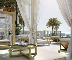 Pacha Ibiza Hotel & Resort zonnescherm - Google 検索