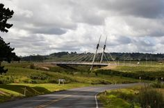 Ormiston Road Bridge by Moller Architects, New Zealand