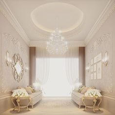 Lounge design - Saudi Arabia