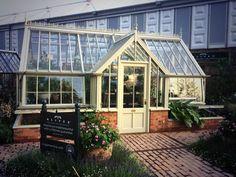 Bespoke greenhouse at RHS Chelsea 2014