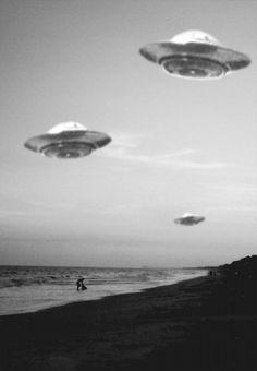 UFO sighting! °