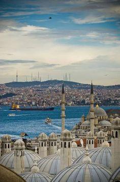 Istanbul – 2020 World Travel Populler Travel Country Albania, Places Around The World, Around The Worlds, Beautiful World, Beautiful Places, Bosnia Y Herzegovina, Istanbul Travel, Islamic Architecture, Turkey Travel