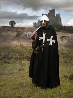 Knight Hospitaler for Case's costume