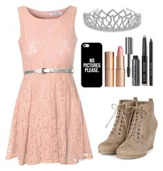 """""""I am a princess"""" by harmonizer4ever on Polyvore featuring Casetify, Bling Jewelry, Glamorous, Charlotte Tilbury and Bobbi Brown Cosmetics"""