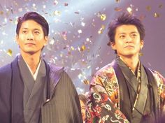 Mukai Osamu & Oguri Shun - Nobunaga concerto