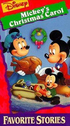 Christmas movies - Mickey's Christmas Carol