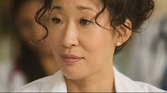 I grew up never seeing myself on-screen, and it's really important to me to give people who look like me a chance to see themselves. I want to see myself as the hero of any story. I want to see myself save the world from the bomb. -Sandra Oh
