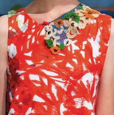 patternprints journal: PATTERNS, PRINTS, TEXTURES AND SURFACES INTO S/S 2017 FASHION COLLECTIONS / MILANO 7 - Daniela Gregis