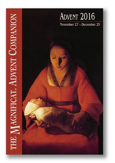 Christine Johnson takes a look at Magnificat's Advent Companion in its digital form. Try it this Advent as you make room in your heart for Christ!