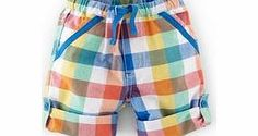 Mini Boden Fun Roll-up Trousers, Multi Check,Tennis Wear as trousers in Spring and roll up for Summer. Fabulously versatile, hardwearing trousers in pure cotton canvas. http://www.comparestoreprices.co.uk/baby-clothing/mini-boden-fun-roll-up-trousers-multi-check-tennis.asp