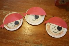 pirate craft | ... Mud: More Pirate Activities (aka: pirates love crafts, aye, they do