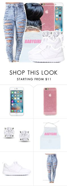 """"" by missy143lol ❤ liked on Polyvore featuring Miadora and NIKE"