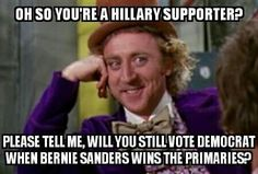 Vote Bernie Sanders for President! #BernieSanders2016  For more information on #BernieSanders  --> FeelTheBern.org  Are you in a closed primary election state? Change your party registration to democrat to be able to vote for #Bernie in the primary elections! Voteforbernie.org #FeelTheBern