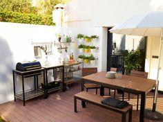 Προτάσεις για εξωτερικούς χώρους | IKEA Ελλάδα