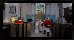 #VanityFairwedding filmed at St Mary's.    #georgianarchitecture #itvvanityfair #weddingvenue #georgianchurch