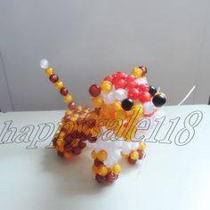 3D beadwork tiger for kids Car Home Office  Decor Beaded-weaving Animal