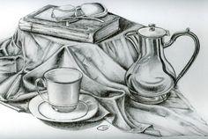 Drawing stilllife   Resource Post- Still-Life Drawing