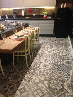 2 revestimento porcelanato decortiles black memory